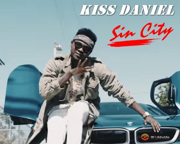 Kiss-Daniel-Sin-City