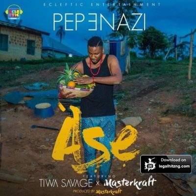 Pepenazi_ft__Tiwa_Savage_x_Masterkraft_-__Ase-mp3-image